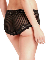 Whimsy Barbados Mesh Lace Boyshort 15232