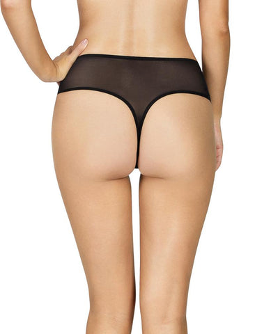 Paris High-Waist Thong A1614