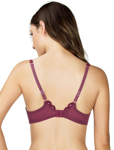Paris Plunge Padded Bra A1611