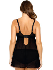 Lulu Unlined Wire Babydoll P5618