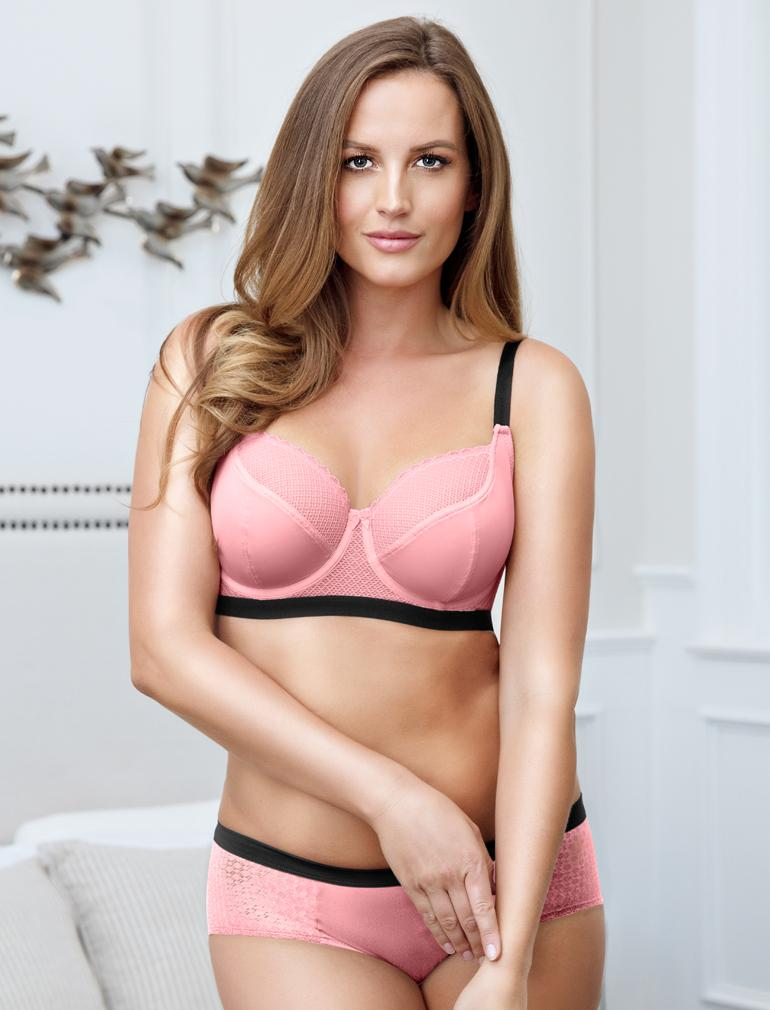 Romina Unlined Wire Bra P5522