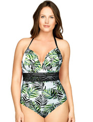 Christy One Piece Underwire Swimsuit S8056