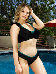 Farrah High Apex Underwire Bikini Top S8092