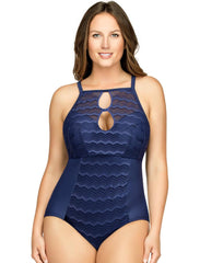 Keira One Piece Underwire Swimsuit S8076