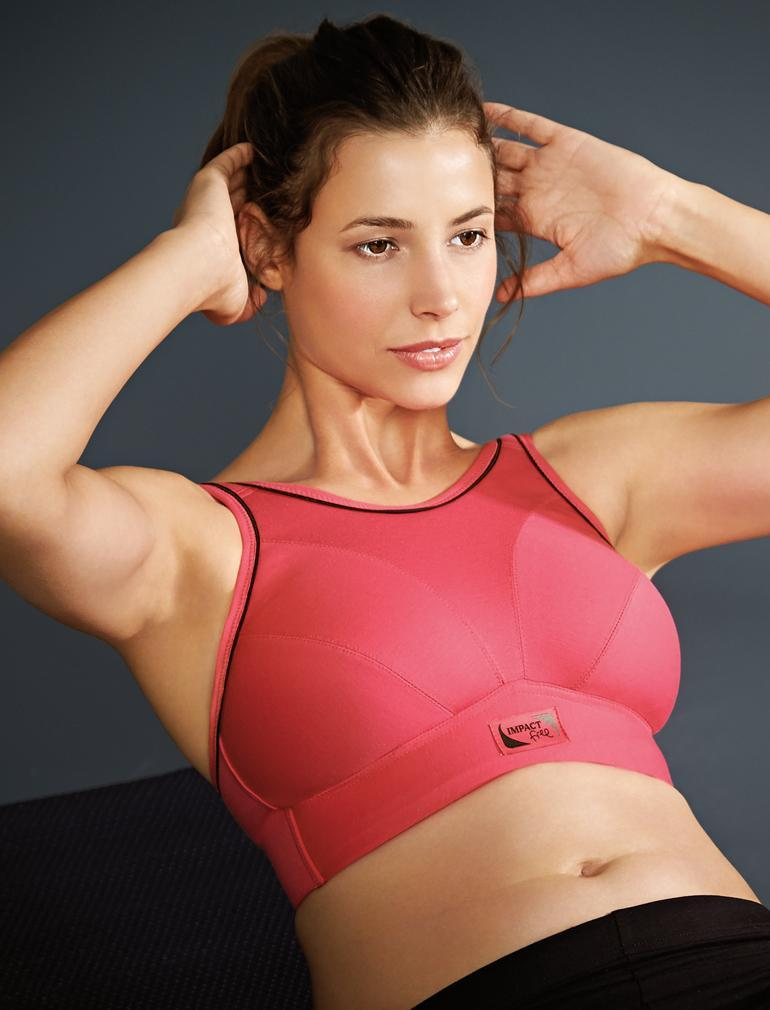 Royce Impact Free Full Cup Cotton Sports Bra S1149