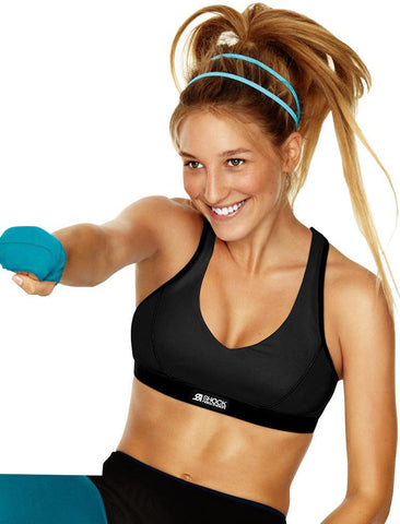 Shock Absorber Pump Sports Bra N4246