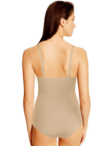 Wacoal Try A Little Slenderness Bodysuit 801165