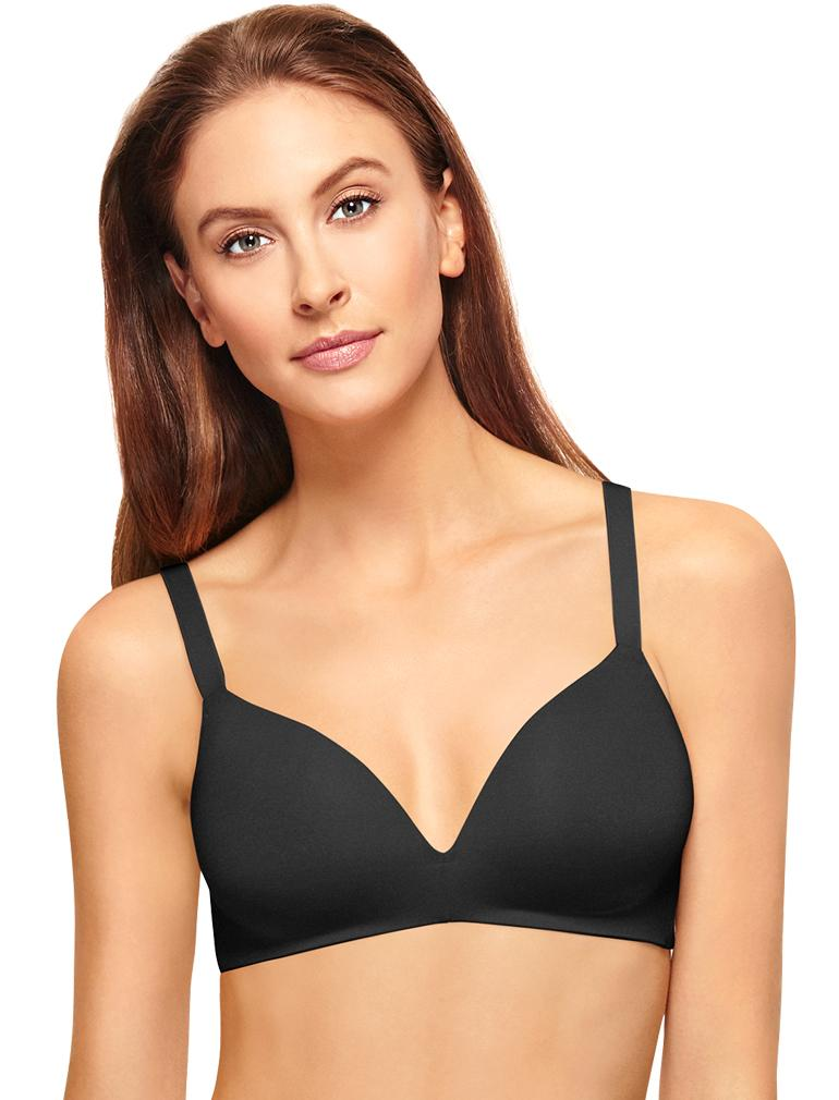 0ac505ddc7 Wacoal Ultimate Side Smoother Wire Free Bra in Black