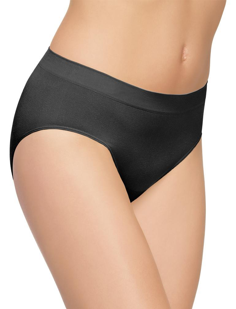 1f1e4a0de80d Wacoal B-Smooth Seamless Brief 838175 in Black, Wacoal 838175