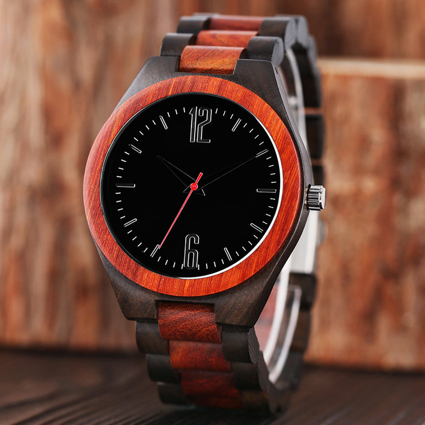 THE LUX - GrowndZero - bamboo watches