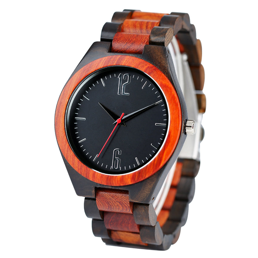 THE LUX - GrowndZero - bamboo watch 2