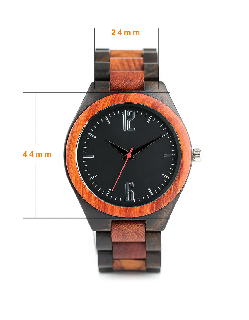THE LUX - GrowndZero - unique watches for men 2