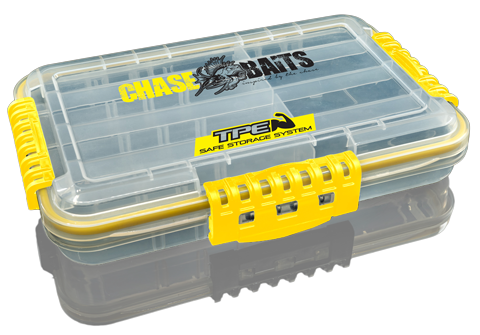 Chasebaits TPE Safe Tackle Tray