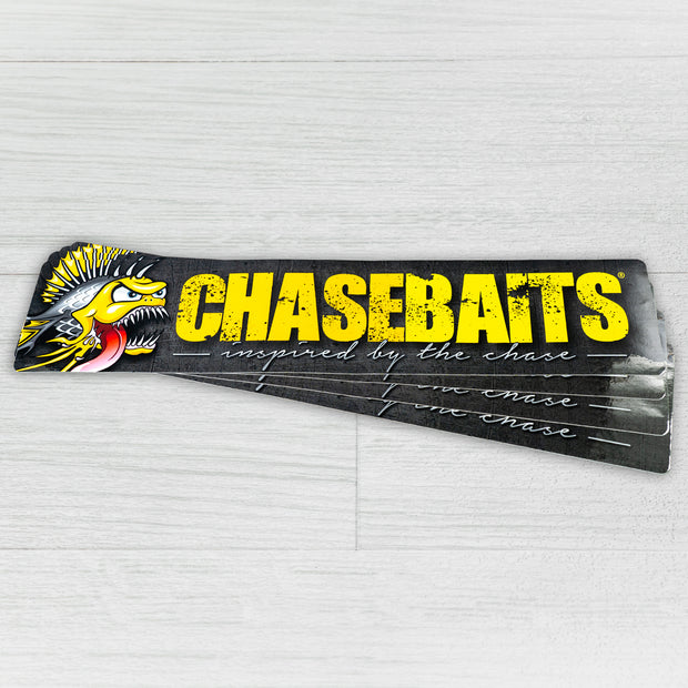CHASEBAITS BOAT DECAL