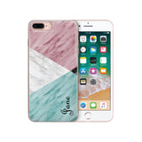 Personalised Custom Printed iPhone Case Marble - Case&Co.
