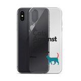 Cats Against Cat Calls iPhone Cases - Case&Co.