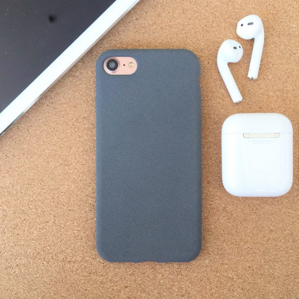 Slim iPhone Case Grey - Case&Co.