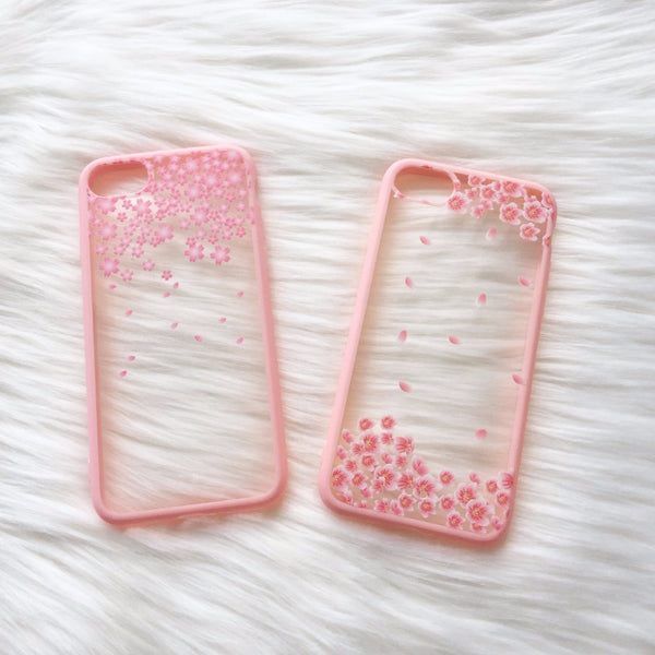 Cherry Blossom iPhone Case 2 - Case&Co.