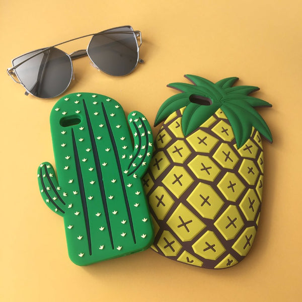 3D iPhone Case - Cactus - Case&Co.