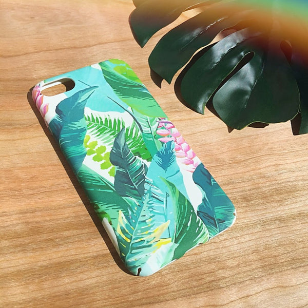Tropical Leaves Case - Case&Co.