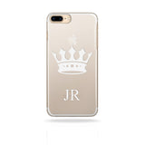 Personalised Initial Monogram Phone Case Crown - Case&Co.