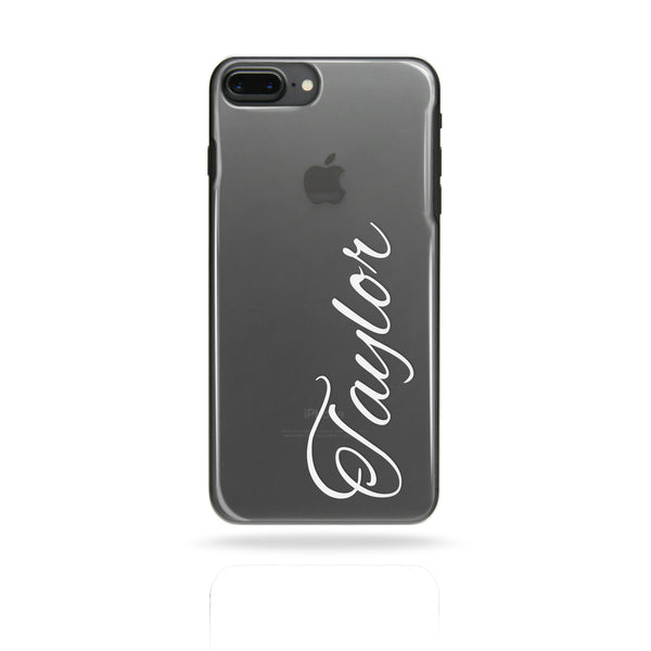 Personalised Phone Case Custom Handwritten White - Case&Co.
