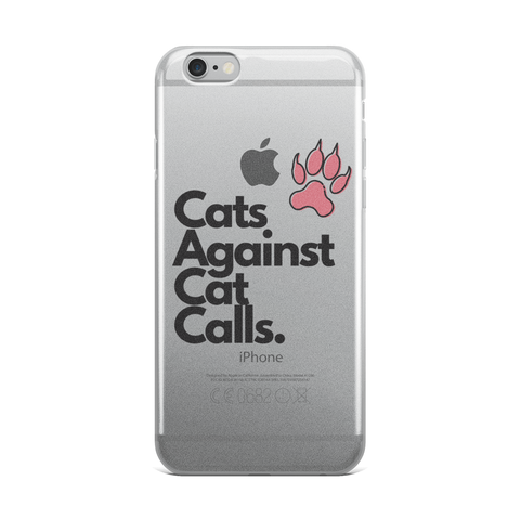 Cats Against Cat Calls iPhone Covers & Cases - Case&Co.