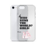 Who Run The World iPhone Cases - Case&Co.