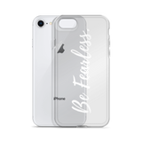 Be Fearless iPhone Cases & Cover - Case&Co.