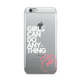 Girls Can Do Anything iPhone Cases & Covers - Case&Co.