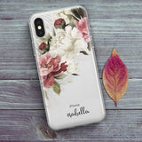Name Phone Cases & Covers Floral - Case&Co.