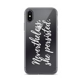 Nevertheless She Persisted Phone Case - Case&Co.