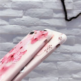 Cherry Blossom iPhone Case Pink - Case&Co.