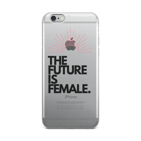 The Future Is Female iPhone Cases & Covers - Case&Co.