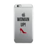 Woman Up iPhone Cases & Cover - Case&Co.
