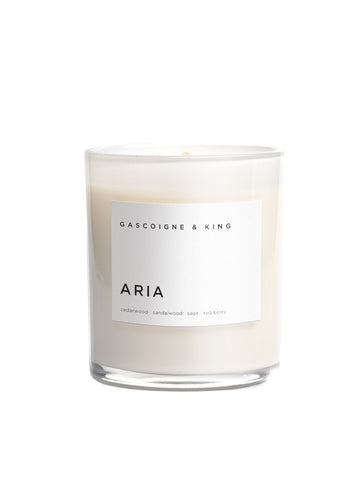 Aria Luxury Scented Candle