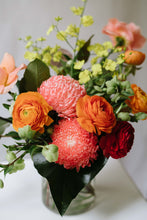 Bright Seasonal Posy
