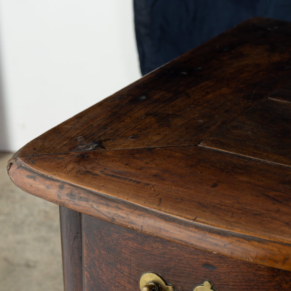 A Superb 18th Century French Provincial Oak Commode