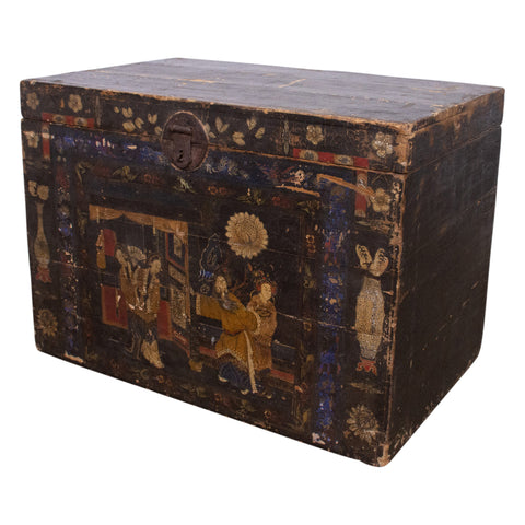 Antique Chinese Opera Chest