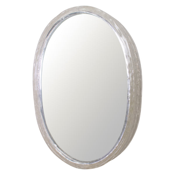 Illuminated Lucite Mirror by Erco