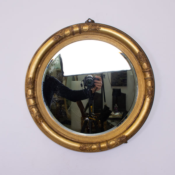 19th Century Regency Style Giltwood mirror