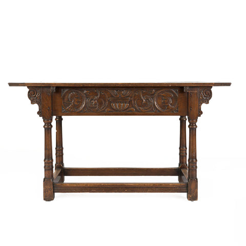 Antique 18th Century Spanish Walnut Centre Table