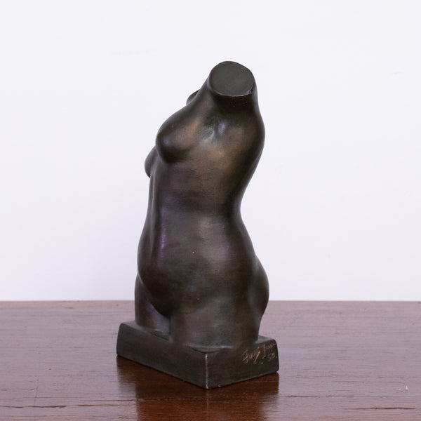 Ceramic Torso of a Woman