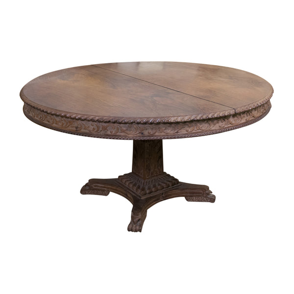 William IV Anglo Indian Dining Table