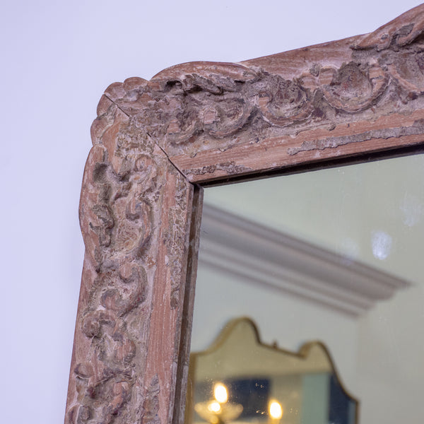 Louis XV Style Provincial Mirror