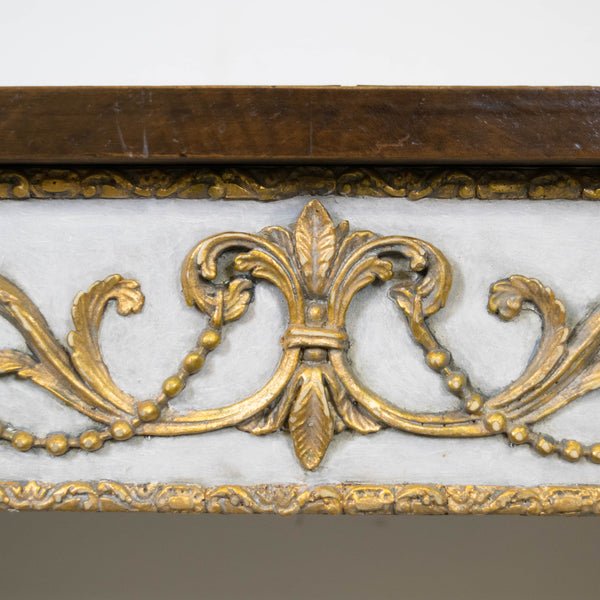Pair of  Louis XVI Style Console Tables