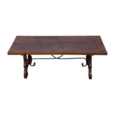 Spanish Walnut Coffee Table