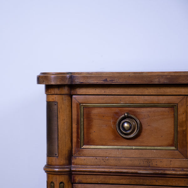 Louis XVI Style Fruitwood Commode