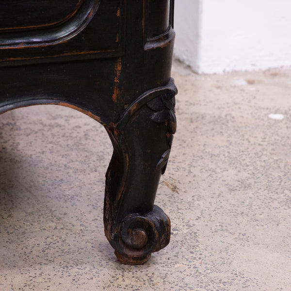 French Provincial Louis XV Style Commode
