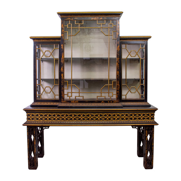 Chinoiserie Display Vitrine